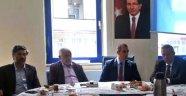 Zülküf Türkoğlu mahallelerinin sorunlarını sordu…