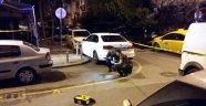 Güngören'de sokak ortasında pompalı tüfekli çatışma…