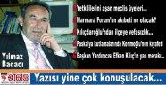 Yılmaz Bacacı'nın bu yazısı da yine çok konuşulacak...