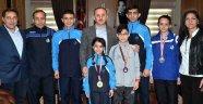 Bağcılarlı sporcular 1'incilik kupasını kazandı