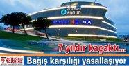Marmara Forum İBB'ye Bağış karşılığı yasallaşıyor