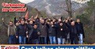 Alperenler haykırıyor: 'Türkmenler zor durumda'