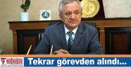 Basri Özbay tekrar görevden alındı