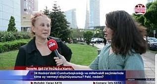 Ataşehir'de sorduk: 24 Haziran'da kime oy vereceksiniz? (Erdoğan, İnce, Akşener, Demirtaş, Karamo...