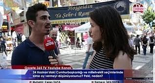 Avcılar'da sorduk: 24 Haziran'da kime oy vereceksiniz? (Erdoğan, İnce, Akşener, Karamollaoğlu..