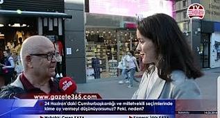 Bakırköy'de sorduk: 24 Haziran'da kime oy vereceksiniz? (Erdoğan, Muharrem İnce, Akşener, Demirtaş..