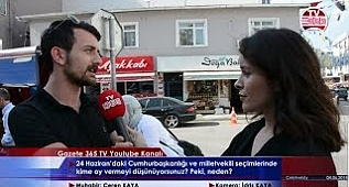 Çekmeköy'de sorduk: 24 Haziran'da kime oy vereceksiniz?(Erdoğan, İnce, Akşener, Demirtaş,Perinçek..
