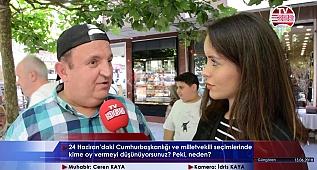Güngören'de sorduk: 24 Haziran'da kime oy vereceksiniz? (Erdoğan, İnce, Akşener, Karamollaoğlu..