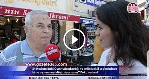 Kadıköy'de halk 24 Haziran için bakın ne dedi? (Erdoğan, İnce, Akşener, Demirtaş, Karamollaoğlu...