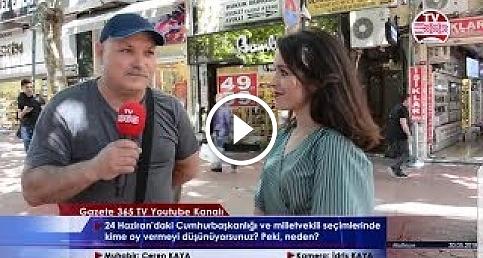 Maltepe'de halk 24 Haziran için ne düşünüyor? (Erdoğan, İnce, Akşener, Demirtaş, Karamollaoğlu...
