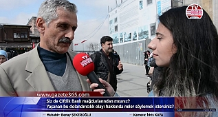 Sokakta Çiftlik Bank mağdurlarını aradık, halka Mehmet Aydın'ı sorduk...