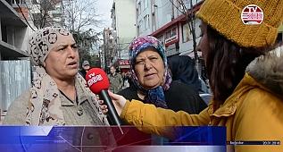 Vatandaş Abdullah Gül'ü yeniden Cumhurbaşkanı olarak görmek istiyor mu? (Bağcılar)