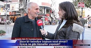 Zeytinburnu'nda sorduk: Bir belediye başkanı nasıl olmalı?