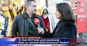 Bakırköy'de sorduk: Yerel seçimlerde kime oy vermeyi düşünüyorsunuz?