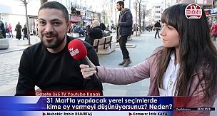 Zeytinburnu'nda sorduk: Yerel seçimlerde kime oy vermeyi düşünüyorsunuz?