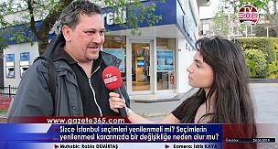 Üsküdar'da halka sorduk: Sizce İstanbul seçimleri yenilenmeli mi? Kararınız değişir mi?