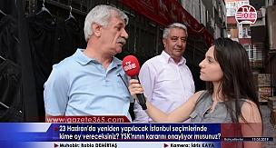 23 Haziran'daki İstanbul seçiminde kime oy vereceksiniz? (Bahçelievler)