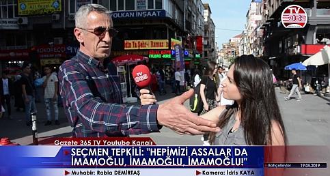 """Vatandaştan Cumhurbaşkanı Erdoğan ve Bahçeli'ye tepki: """"Allah mısınız ya!"""""""