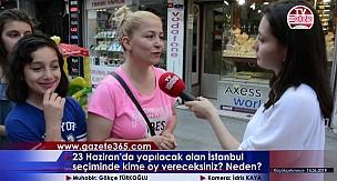 İstanbul'u kim yönetsin? 23 Haziran'da kime oy vereceksiniz? (Küçükçekmece)